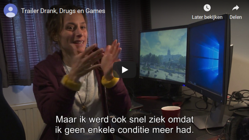 Coachingspakket drank, drugs en gamen